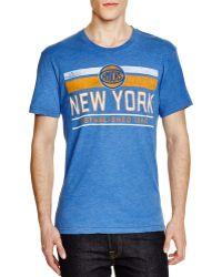 Sportiqe - New York Knicks Comfy Tee - Lyst
