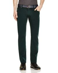 Z Zegna - Slim Fit Denim Trousers - Lyst