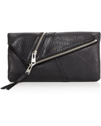 Linea Pelle - Jude Clutch - Compare At $220 - Lyst