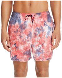 Original Paperbacks - Waikiki Tie Dye Swim Trunks - 100% Bloomingdale's Exclusive - Lyst