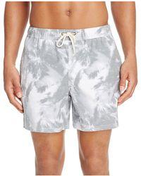 Original Paperbacks - Waikiki Palms Swim Shorts - Lyst