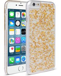 Nanette Lepore - Foil Flake Iphone 6s Plus Phone Case - Compare At $20 - Lyst