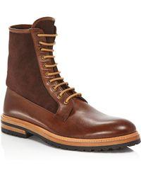 Gordon Rush - Parnell Shearling Boots - Lyst