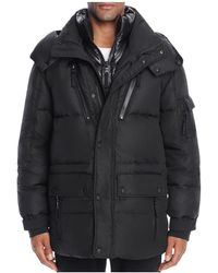 S13/nyc - Matte Downhill Hooded Jacket - Lyst