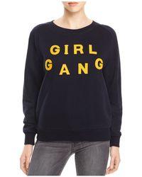 ELEVEN PARIS - Girl Gang Pullover - Lyst