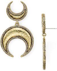 House of Harlow 1960 - Gift Of Iah Drop Earrings - Lyst