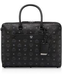 MCM - Markus Visetos Medium Briefcase - Lyst