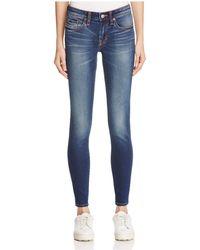 Jean Shop - Heidi Super Skinny Jeans In Canal - Lyst