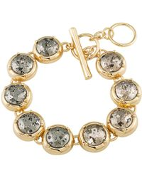 ABS By Allen Schwartz - Toggle Bracelet - Lyst