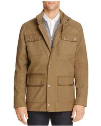 W.r.k. - Ethan Coat With Quilted Warmer - Lyst