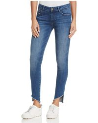 DL1961 - Emma Power Legging Jeans In Sphinx - Lyst