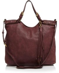 Etienne Aigner - Charlotte Convertible Tote - Lyst