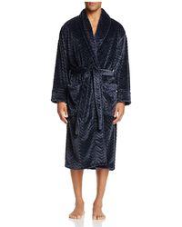 Daniel Buchler - Chevron Textured Robe - Lyst