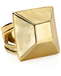 Stephanie Kantis | Pyramid Ring | Lyst