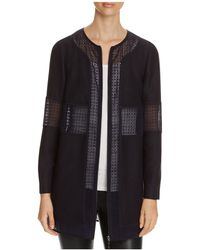 Finity - Mesh Panelled Jacket - Lyst