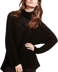Pink Pony - Lauren Wool-cashmere Dolman Sleeve Sweater - Lyst