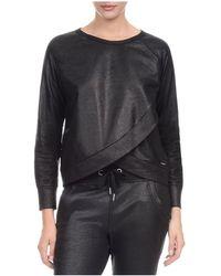 2xist - Glazed Crossover Sweatshirt - Lyst