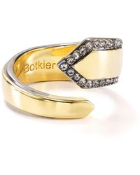 Botkier - Tapered Two Tone Wrap Ring - Lyst