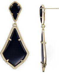 Kendra Scott - Alexa Earrings - Lyst