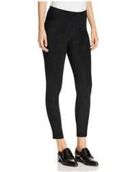 B Collection By Bobeau - Roland Faux Suede Trousers - Lyst