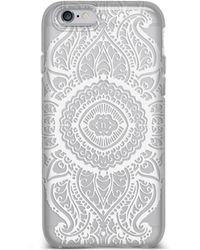 Nanette Lepore - Metallic Patterned Iphone 6/6s Case - Compare At $20 - Lyst