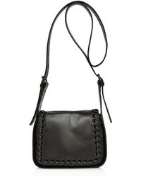 Joe's - Bella Small Leather Crossbody - Lyst