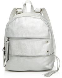 Steve Madden - Metallic Backpack - Compare At $68 - Lyst