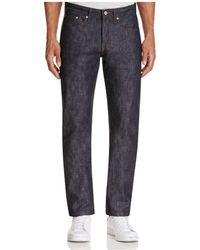 Naked & Famous - Vote Slim Fit Jeans In Indigo - Lyst