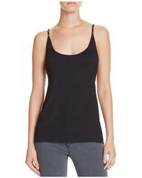 Benjamin Jay - Caine Studded Strap Tank - Lyst