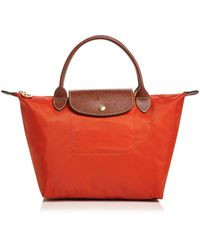 Longchamp - Le Pliage Small Handbag - Lyst