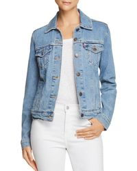 Levi's - Original Trucker Denim Jacket In Throw Elbows - Lyst