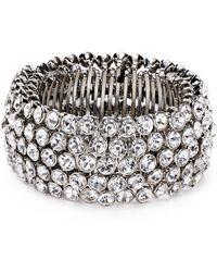 Carolee - Stretch Bracelet - Lyst