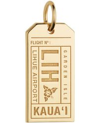 Jet Set Candy - Hawaii Lih Luggage Tag Charm - Lyst
