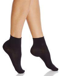 Falke - Roll - Top Touch Short Socks - Lyst