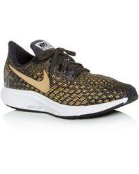 Nike - Women s Air Zoom Pegasus Knit Low-top Sneakers - Lyst 9128a35de