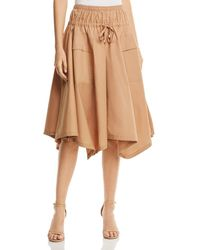 Donna Karan - New York Pull-on Trapeze Skirt - Lyst