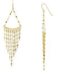 Argento Vivo - Link Drop Earrings - Lyst