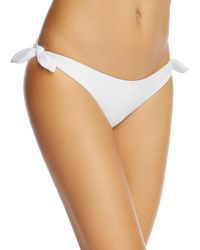 MINKPINK - Mantaray Tie Bikini Top - Lyst