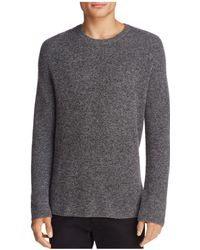 Theory - Enzo Ribbed Cashmere Sweater - Lyst