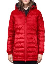 Canada Goose - Lightweight Camp Hooded Jacket - Lyst