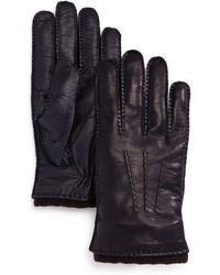 Bloomingdale's - Napa Tech Palm Glove - Lyst