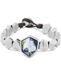 Uno De 50 - Iceberg Bracelet - Lyst