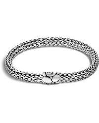 John Hardy - Small Chain Bracelet With Kali Clasp - Lyst