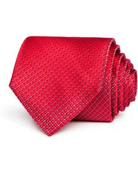 Bloomingdale's - Textured Neat Silk Classic Tie - Lyst