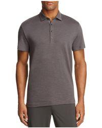 Michael Bastian - Slub Polo Shirt - Lyst