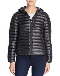 Marmot - Savant Hooded Puffer Jacket - Lyst