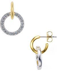 Nadri - Milo Dork Earrings - Lyst