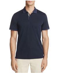 AG Green Label - Berrian Short Sleeve Polo Shirt - Lyst