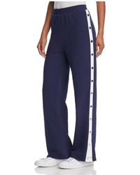 Honey Punch - Side-snap Track Pants - Lyst