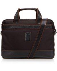 Longchamp - Boxford Slim Briefcase - Lyst
